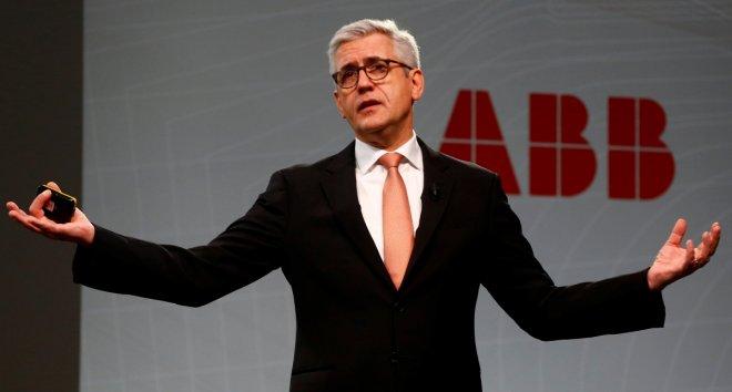 ABB Ulrich Spiesshofer