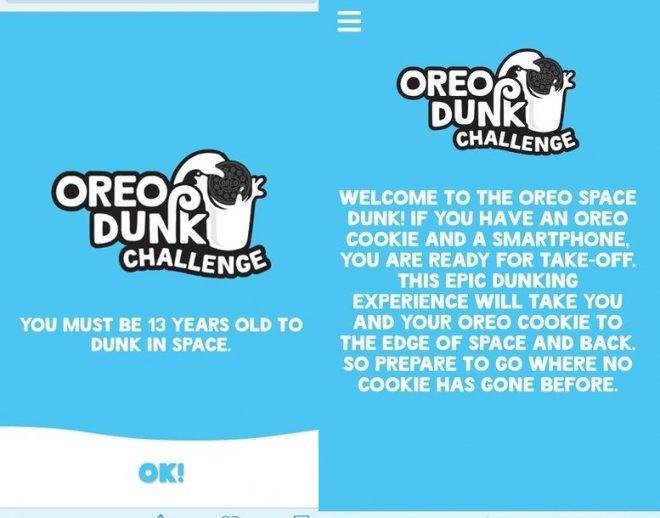 google and oreo