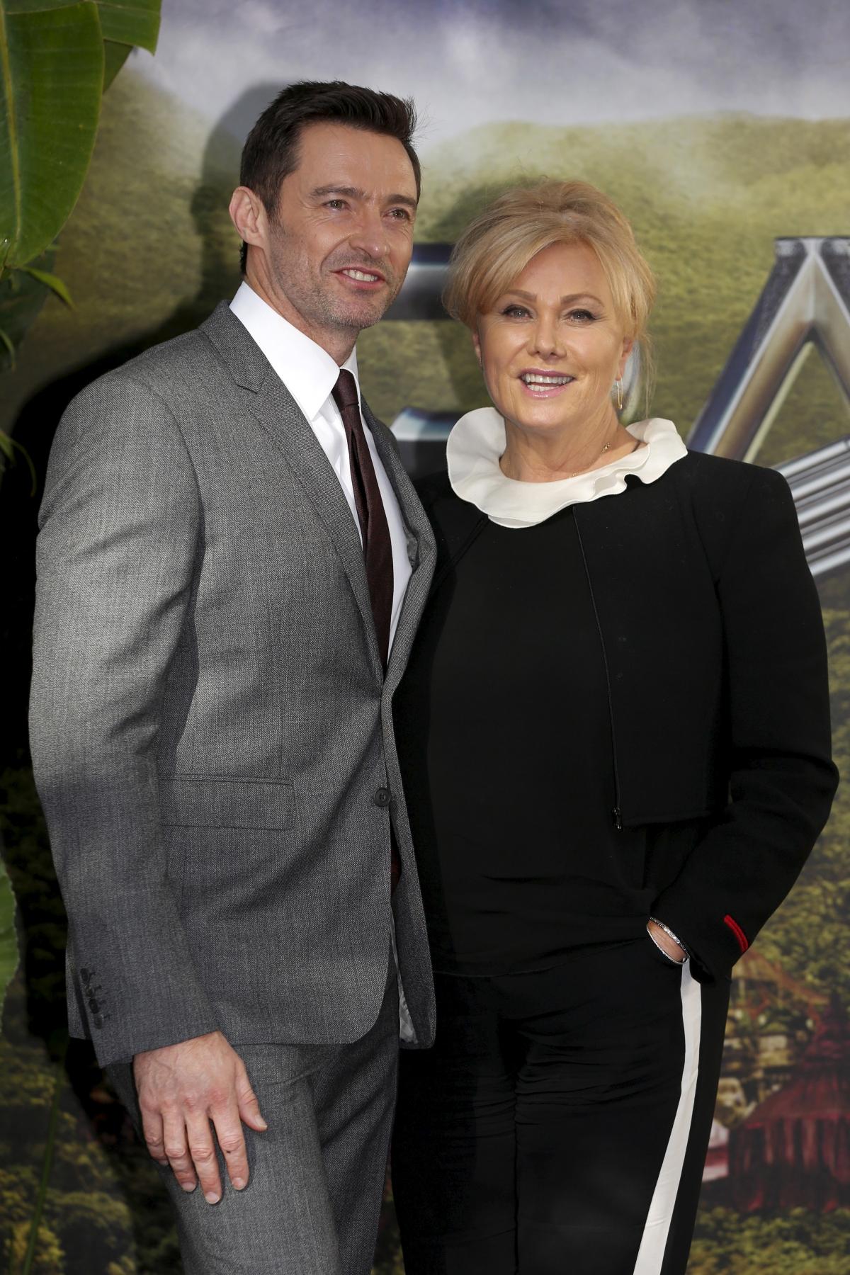 Hugh Jackman And Deborra Lee Furness Living Separate Lives