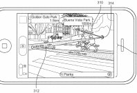 Apple patented 3D mapping app
