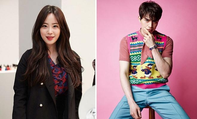 Youngji & Lee Dong-wook