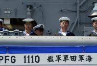 Taiwan navy, air force to train in South China Sea due to growing threat from China