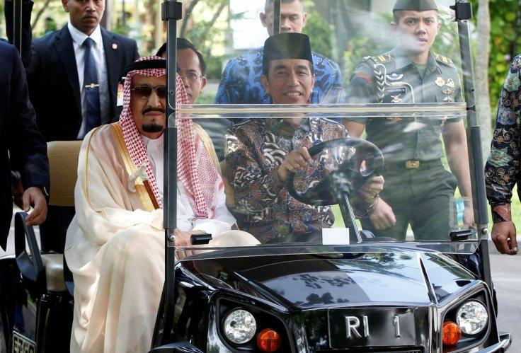 King Salman extends Indonesia tour: 45 trucks to transport Saudi King's luggage during Bali holiday