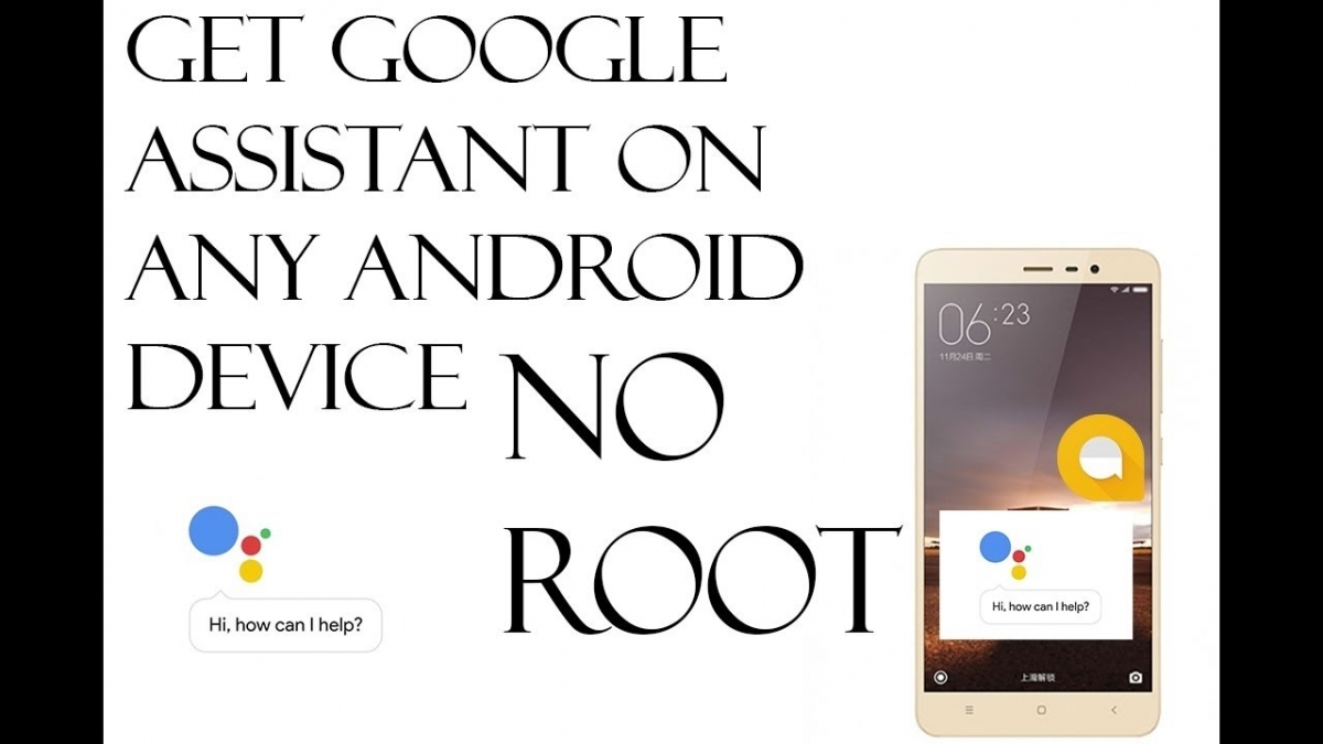 How to install Google Assistant on Galaxy Note 4, Note 5, S6