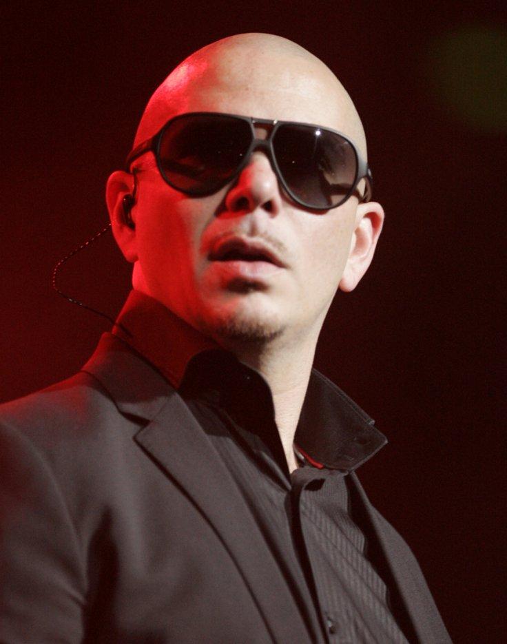 US Rapper Pibull