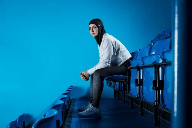 Nike to launch high-tech hijab for female Muslim athletes