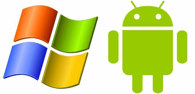 android & windows