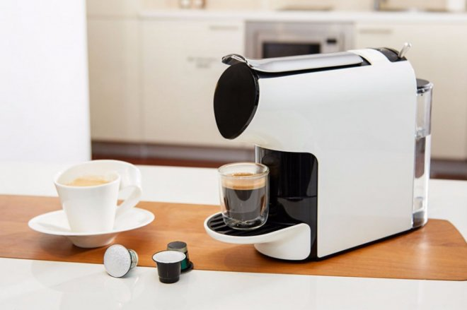 The Scishare Coffee Maker