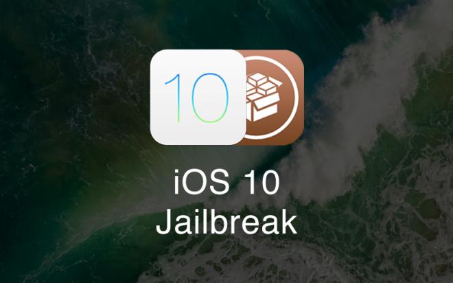 iOS 10 - 10.2 jailbreak