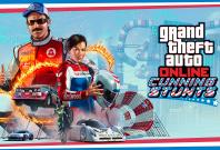 GTA 5 Online: Cunning Stunts DLC update (part 2)