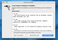 Cydia Impactor 0.9.39