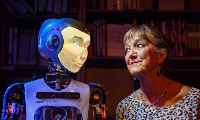 robot actor