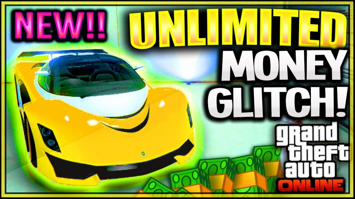 Gta 5 new unlimited money glitch