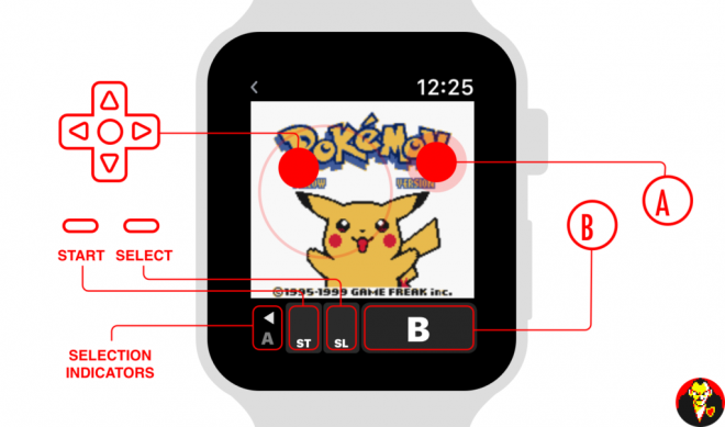 Pokemon Yellow now available on Apple Watch