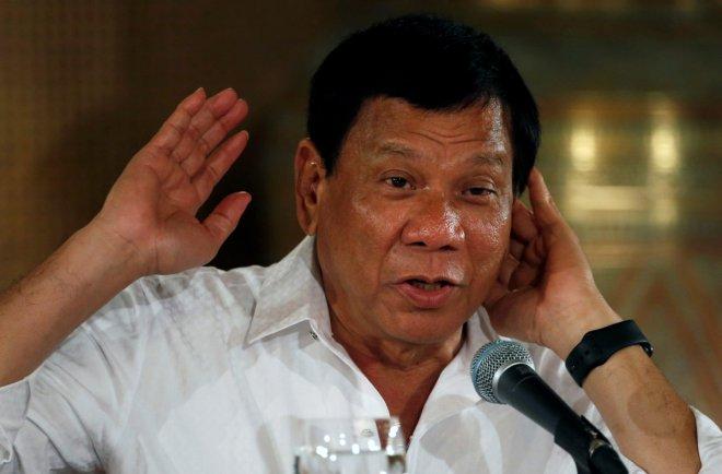 Duterte tells European lawmakers: