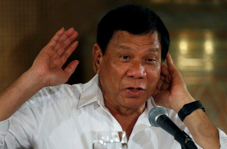 Duterte tells European lawmakers: