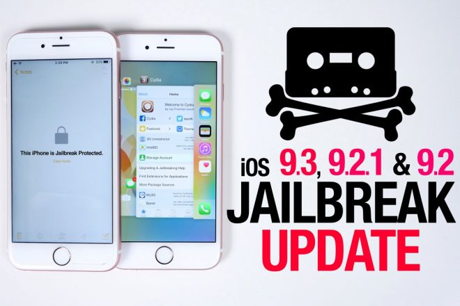 iOS 9.1-9.3.4 jailbreak aka Home Depot RC2 for 32-bit devices