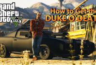 GTA 5 Duke O'Death early access cheat