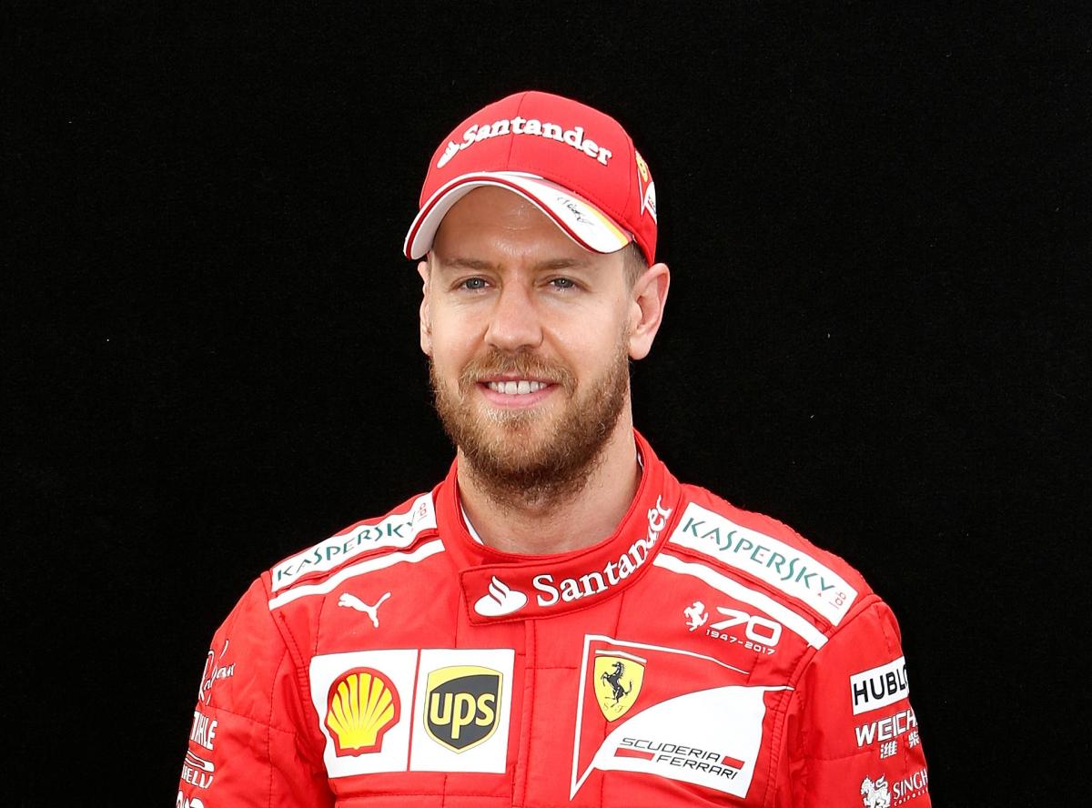 Vettel hints at new Ferrari deal before F1 season begins