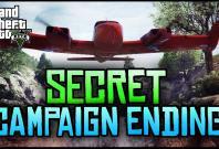 GTA 5 story mode - secret ending