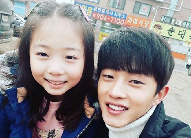 Shin Rin-ah & Kim Min-suk