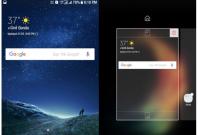 Galaxy S8 Launcher