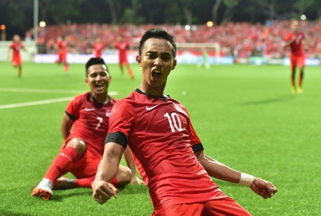 Singapore vs Chinese Taipei, AFC Asian Cup 2019 Qualifier