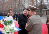 North Korea preparing for long range missile launch