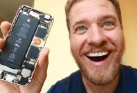 iPhone 6s built in China
