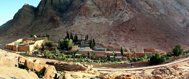 ISIS gunmen kill policeman in attack near Egypt's St. Catherine's Monastery