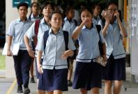 Singapore schools to be merged