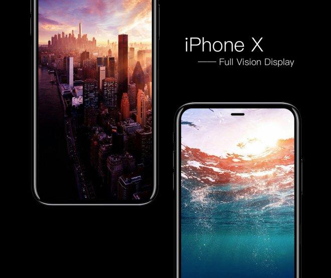 iPhone X aka OLED iPhone 8