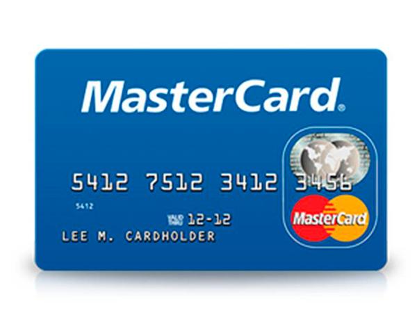 Mastercard debuts credit card with fingerprint sensor