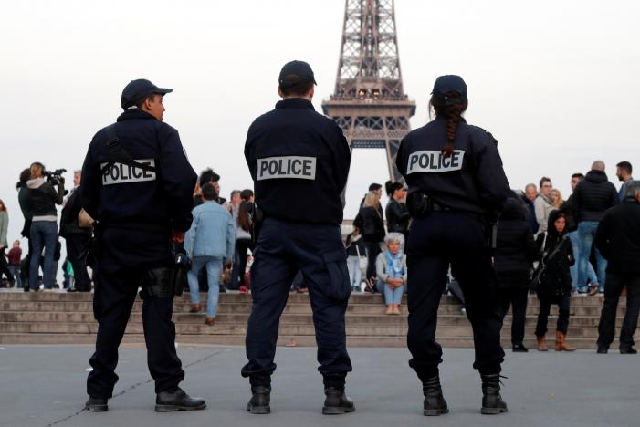 French government under pressure over police beating of music producer