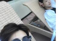 Park Hyung Sik and Ji Soo