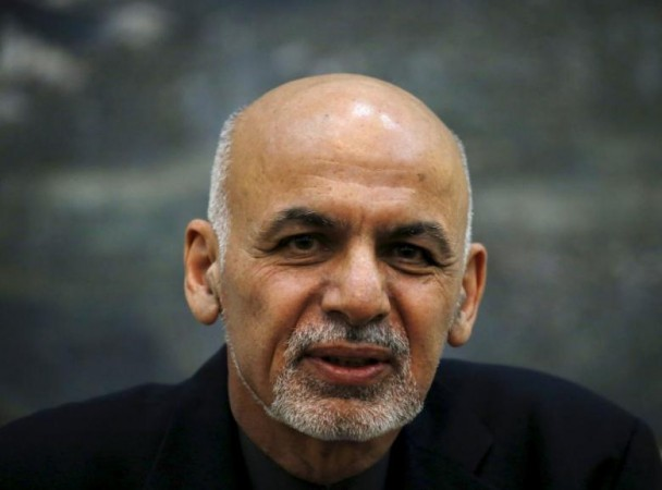 Ghani wins Afghanistan presidential election