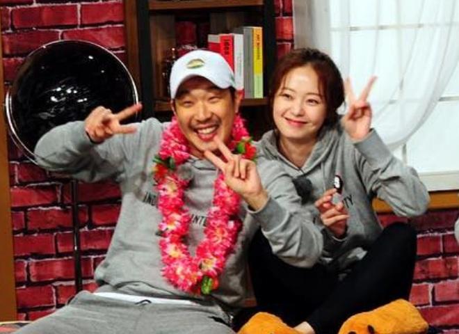 Haha and Jun So-min
