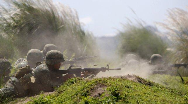 Philippine troops kill 4 Abu Sayyaf militants in Bohol