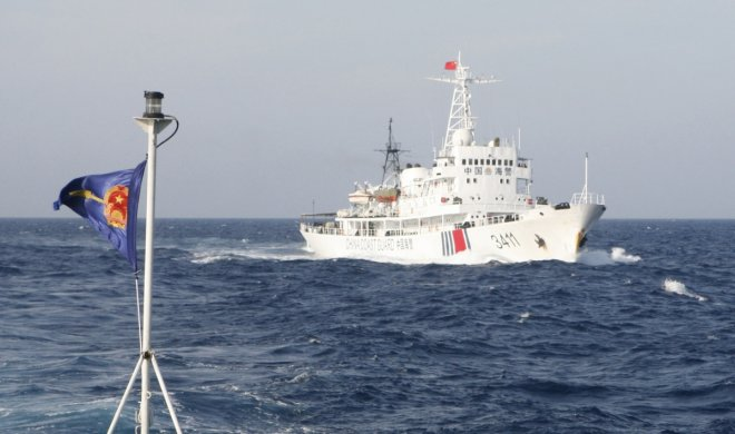 Vietnam seizes Chinese fuel ship in South China Sea, arrests sailors