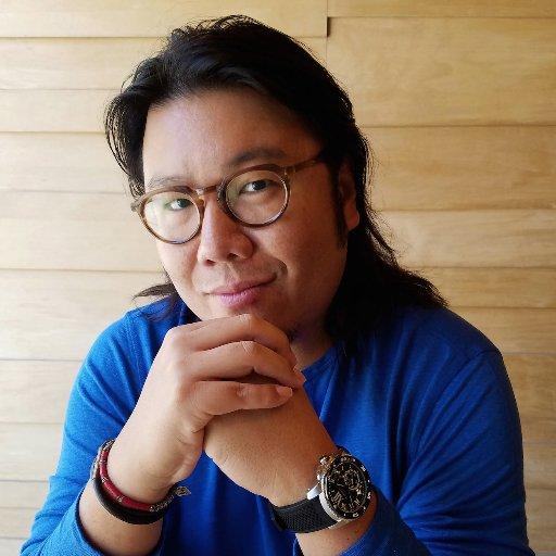 Author Kevin Kwan