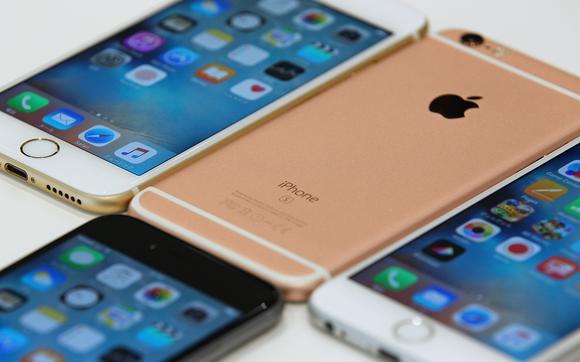 iPhone generic concept image
