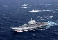 Chinese navy sails through Miyako Strait, conducts more drills in Western Pacific