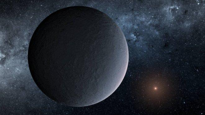 NASA discovers an icy planet having Earth's mass and orbits its star at the same distance