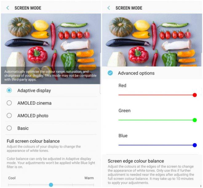Galaxy S8 - Fix for red tint issue revealed