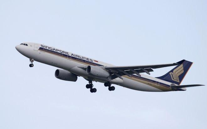 Singapore Airlines launches biofuel-powered flights