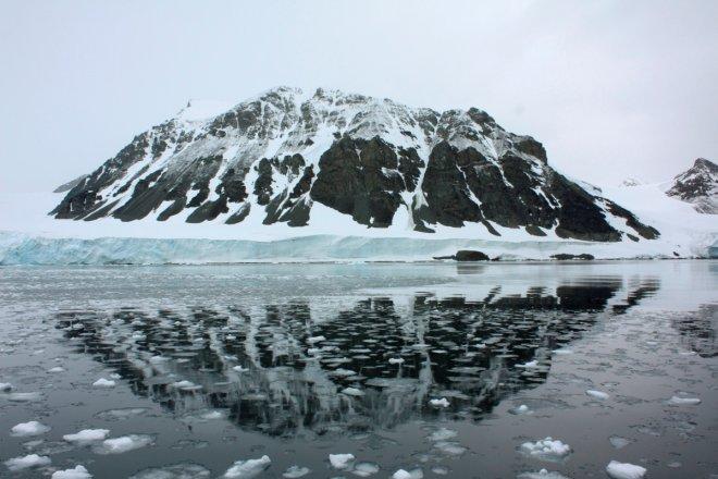Antarctica's fragile ice