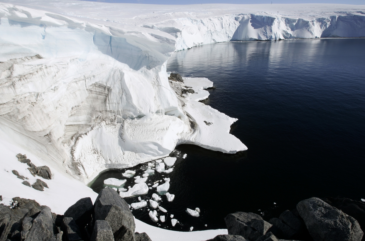 Ozone-depleting substances caused half of Arctic warming