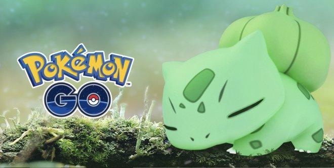 Pokemon GO: Grass-type event