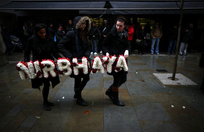 India: Supreme Court grants death sentence to 2012 Delhi gang rape case convicts