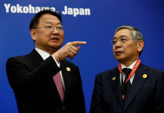 Japan, China to hold finance talks amid concerns on protectionism, North Korea